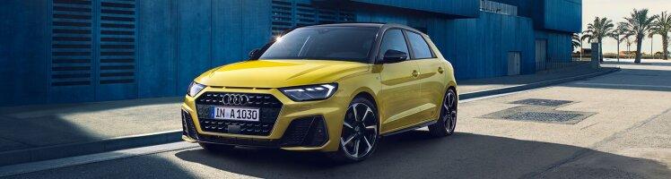flere farver ledig ny kollektion Nye Audi A1 Sportback | Albjerk Bil Drammen