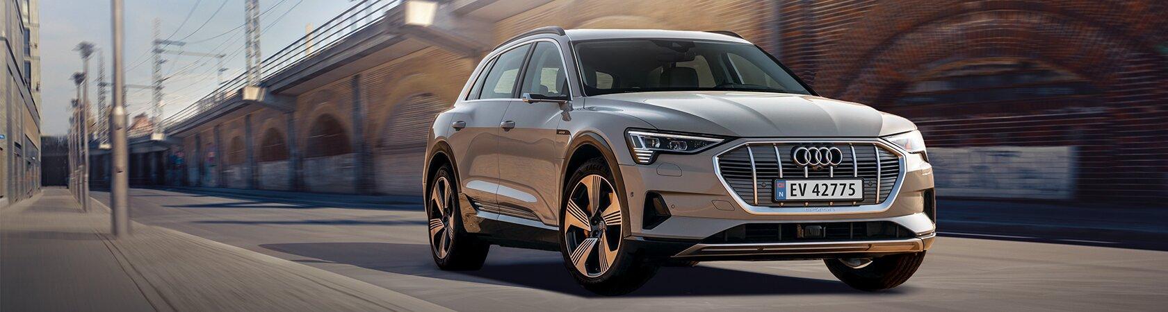 Audi e Tron 55 quattro – pris, rekkevidde og alt du vil vite